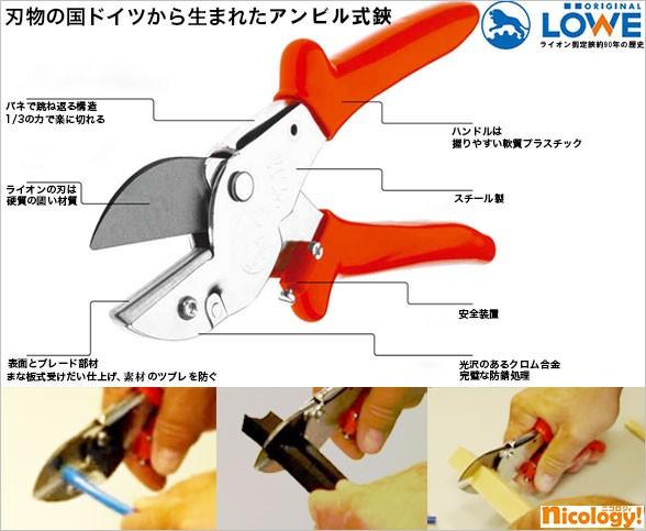 工業用鋏の説明
