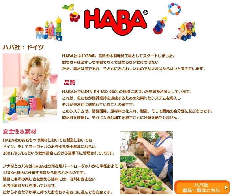 ハバ社について