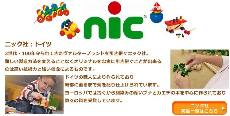 ニック社について
