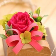 プリザーブドフラワー ブーケ 花束 ギフト 母の日 父の日 敬老の日 誕生日