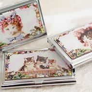 ケース 名刺 カード 猫