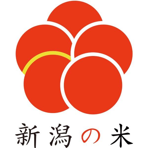 新潟の米 ロゴ