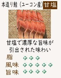 ユーコン鮭