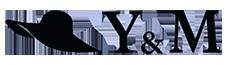 Y&M ロゴ
