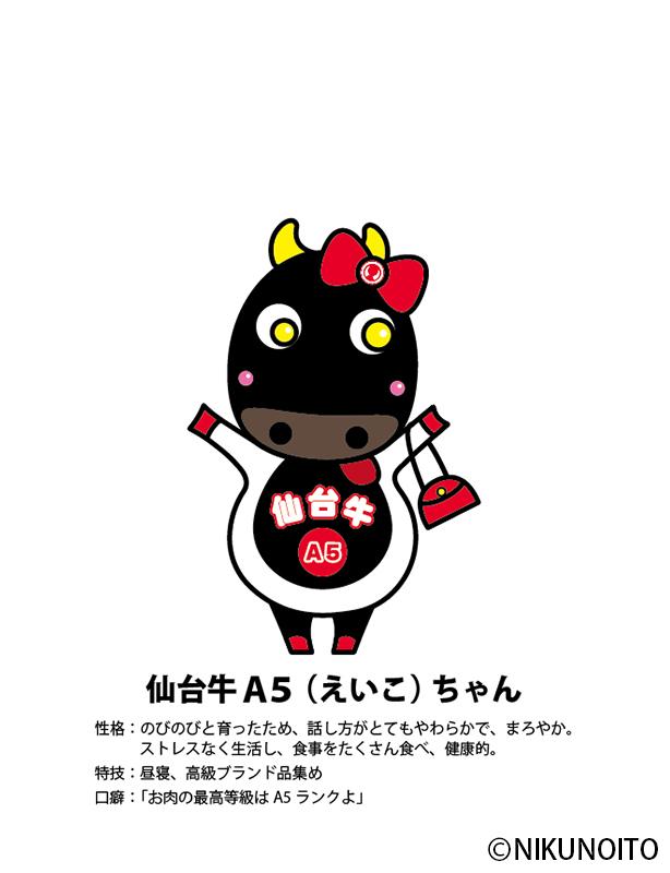仙台牛A5ちゃん