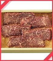 肉の万世黒毛和牛 みそ漬け《80g×5枚》入り通販