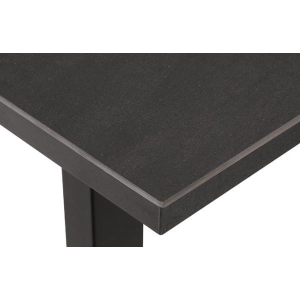 綾野製作所 NEOTH ネオス ダイニングテーブル 幅180 セラミック天板 スクエア脚タイプ|nimus|24