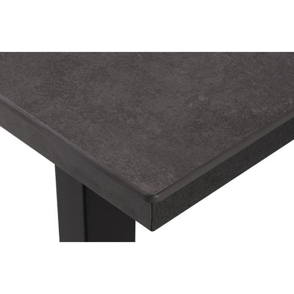 綾野製作所 NEOTH ネオス ダイニングテーブル 幅180 セラミック天板 スクエア脚タイプ|nimus|22