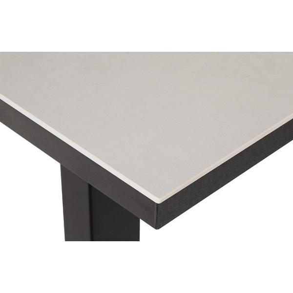 綾野製作所 NEOTH ネオス ダイニングテーブル 幅180 セラミック天板 スクエア脚タイプ|nimus|26