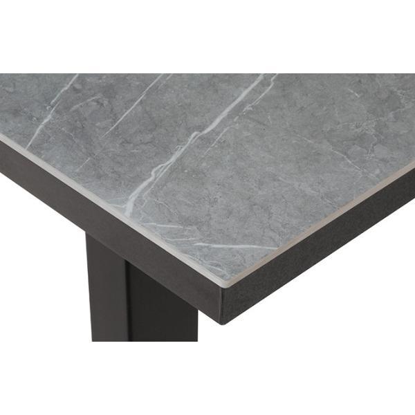 綾野製作所 NEOTH ネオス ダイニングテーブル 幅180 セラミック天板 スクエア脚タイプ|nimus|25