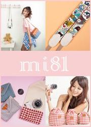 mi81/メーカー直輸入 正規品