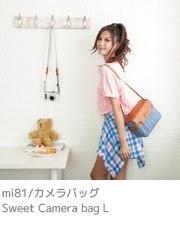 mi81 カメラバッグ