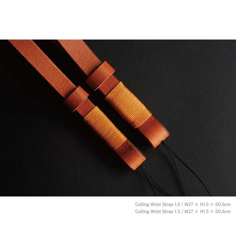mi81/おしゃれ本革ネックストラップ