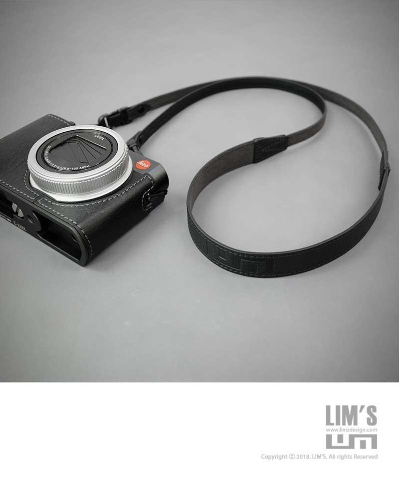 LIM'S/おしゃれ本革ネックストラップ