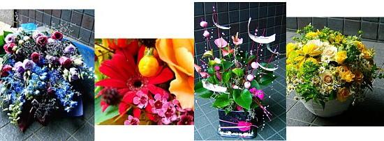 花束人気のフラワーギフト宅配屋