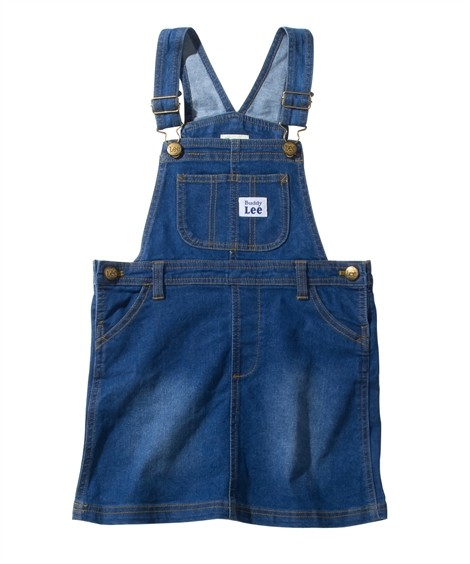 7cf766035675d BUDDY Lee キッズ BUDDY LEE デニム ジャンパー スカート 女の子 子供服 ...