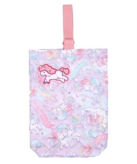 バッグ(鞄)|【マイメロディ・キキララ・もちもちぱんだ・ミニオン】キルトシューズケース ニッセン nissen(キキララ)