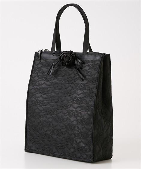 バッグ(鞄)|フォーマルサブバッグ ニッセン nissen(ブラック)