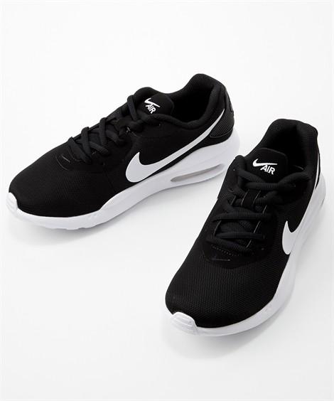 靴(シューズ)|ナイキ ウィメンズエアマックスオケト(NIKE WS AIRMAX OKETO) ニッセン nissen(ブラック×ホワイト)