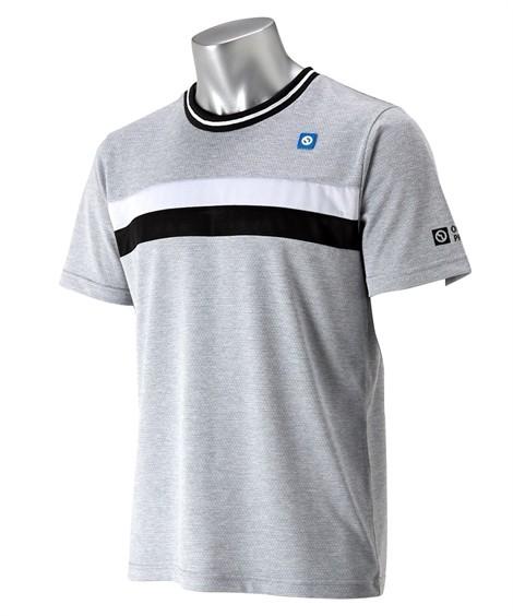 パジャマ・ルームウェア|アウトドアプロダクツ DRYメッシュTシャツ ニッセン nissen(グレー系)