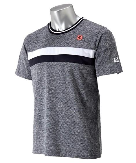 パジャマ・ルームウェア|アウトドアプロダクツ DRYメッシュTシャツ ニッセン nissen(ネイビー系)