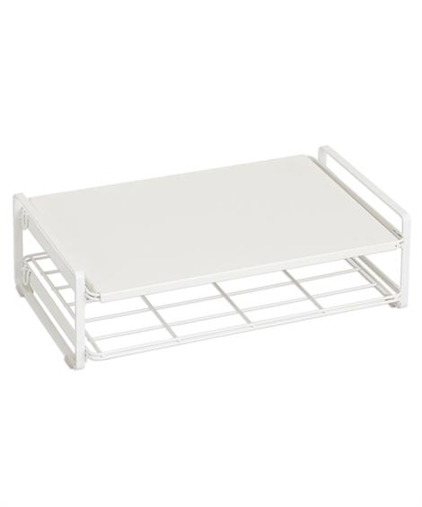 キッチン用品・調理器具|トースターラック ニッセン nissen(ホワイト)