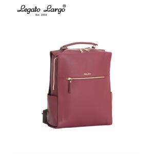 レディース Legato Largo レガートラルゴ PC収納 リュック A4対応 ニッセン nissen|ニッセン PayPayモール店