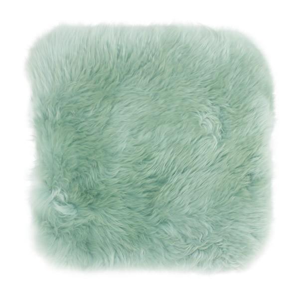 ムートン シートクッション クラフト 40×40  AUSKIN フルスキン天然長毛ムートンがゴージャス|noble-collection|19