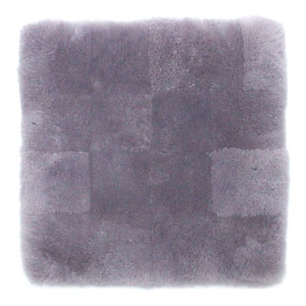 蒸れにくい ムートンクッション「淡色」 座布団 短毛26mmタイプ 40×40 日本製 年中快適でダイニング・オフィスチェアに最適|noble-collection|11