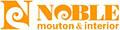 ムートン&インテリア ノーブル ロゴ