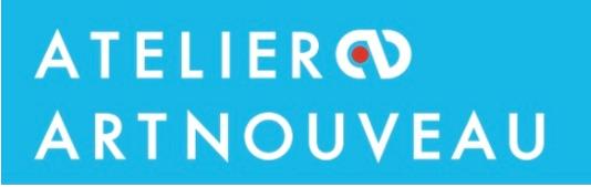 アトリエアールヌーボー ロゴ