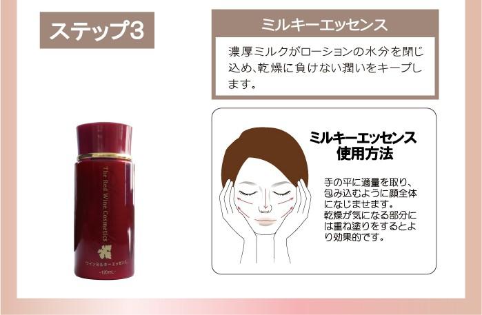 赤ワイン/化粧品/ポリフェノール/化粧水/ソムリエージュ