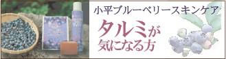 小平/ブルーベリー/化粧品/コスメ/エイジングケア