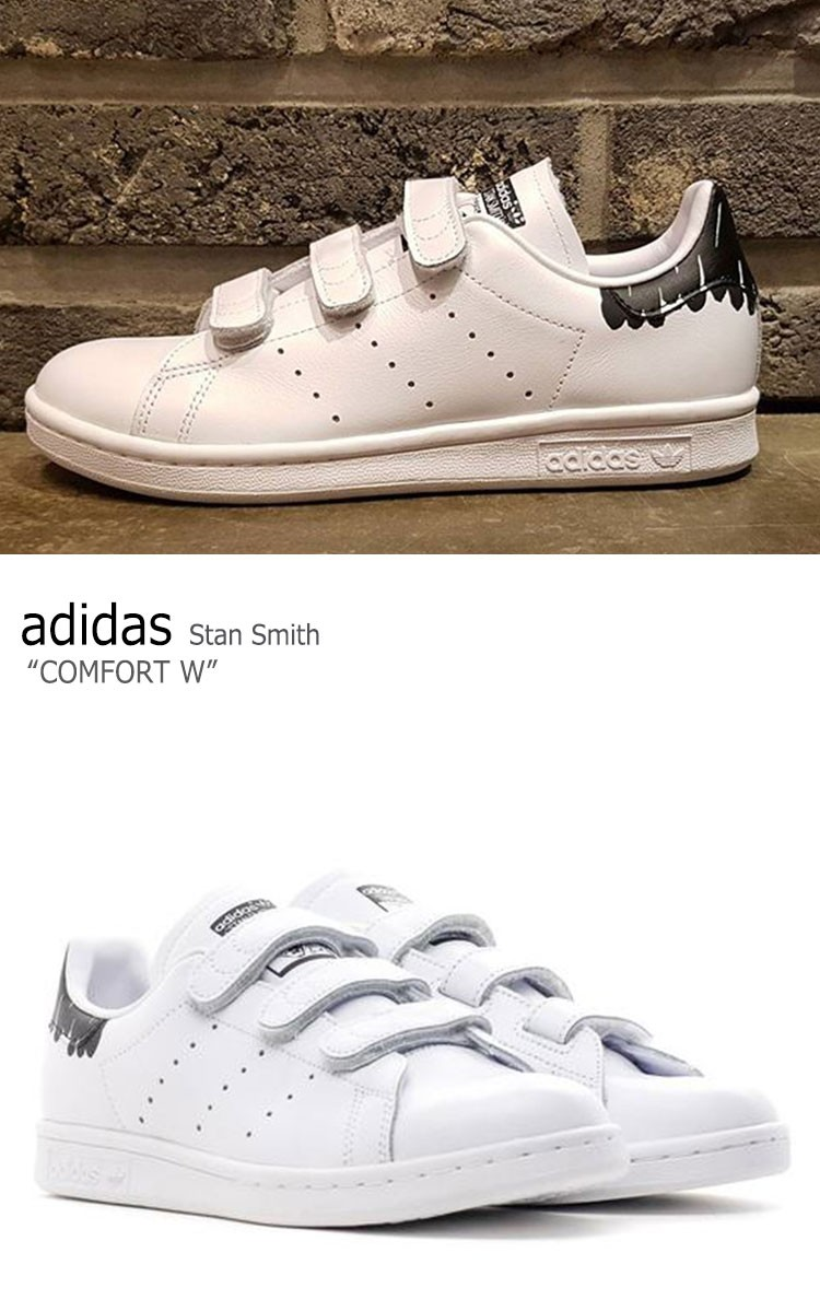 adidas cf stan smith cf w white by2975 sn ad. Black Bedroom Furniture Sets. Home Design Ideas