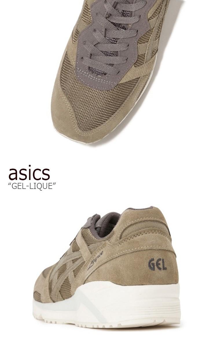 Asics Tiger Men Gel-Lique olive light olive H6K0L-8585