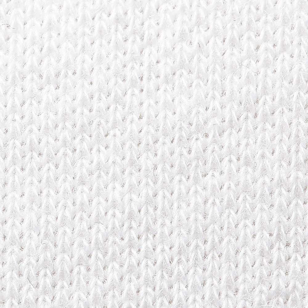 肌に嬉しい綿混素材