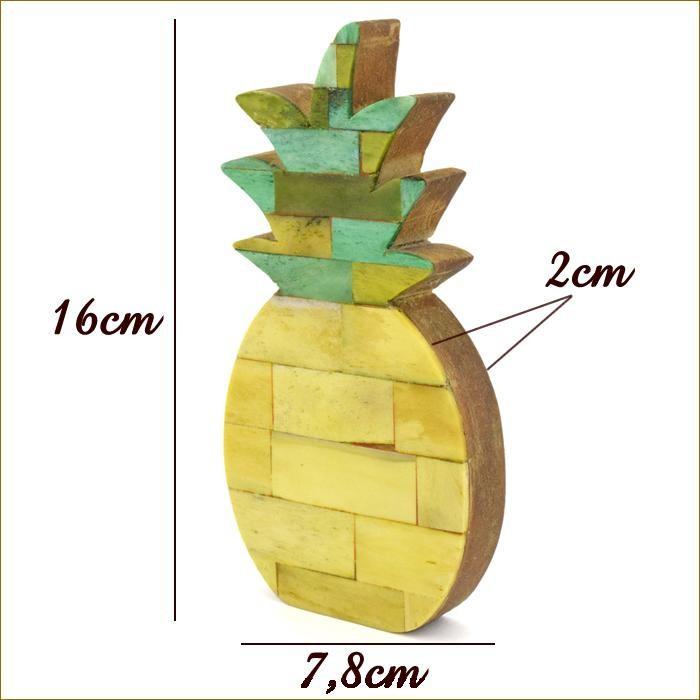 ボーンスタンドパイナップル サイズ