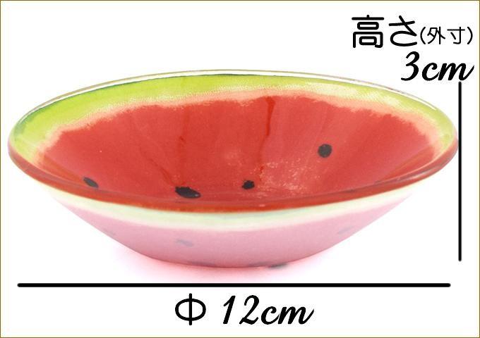 ガラスミニボウル フルーツ サイズ