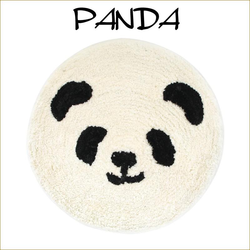 チェアパッド パンダ