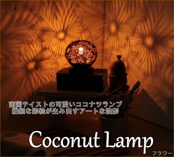 ココナツランプ(20W)