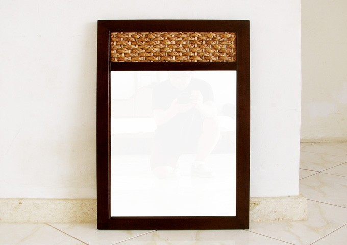 アジアン家具:鏡