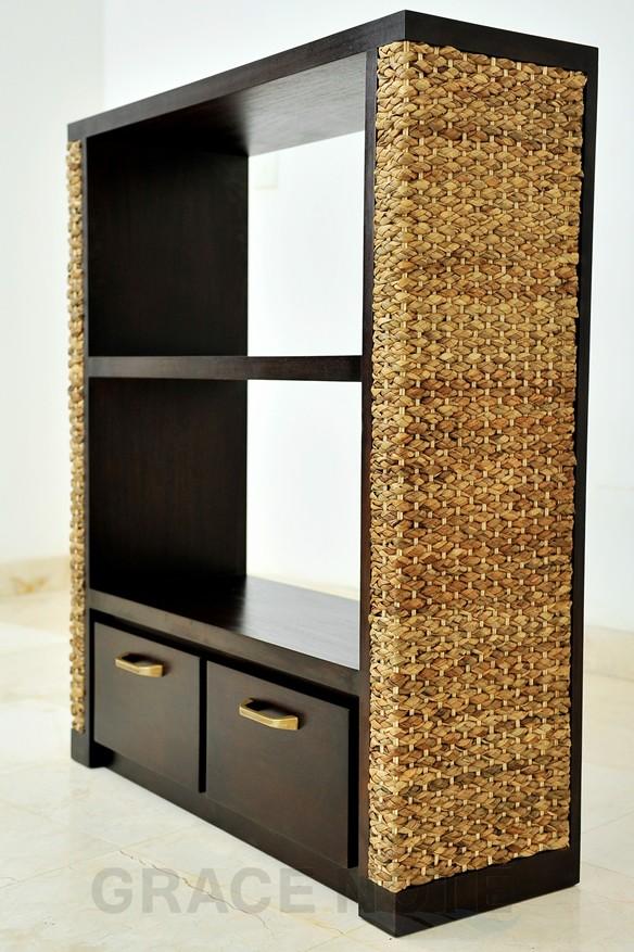 アジアン家具:シェルフ グレイスノート