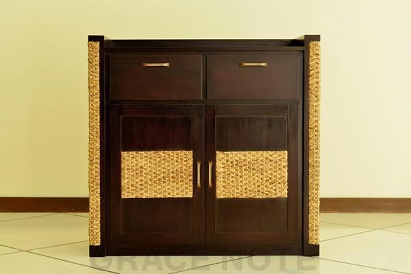 アジアン家具:キャビネット
