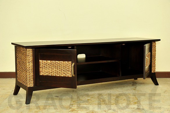 アジアン家具:テレビボード グレイスノート