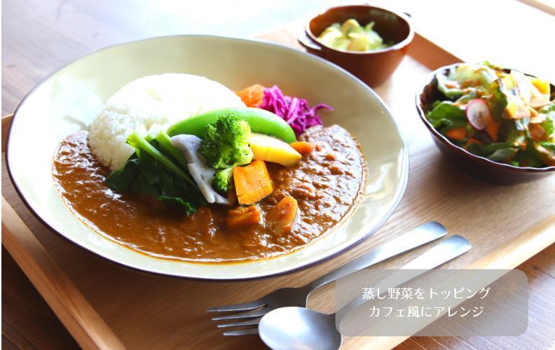 豚肉と野菜のやさしいカレー