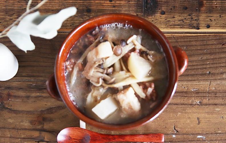 和ゾット 豚肉と大根の柚子胡椒