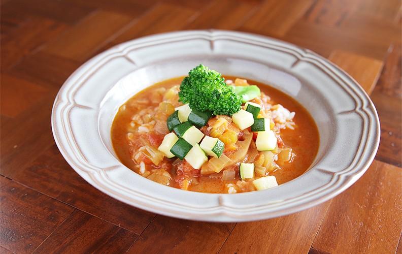 和ゾット トマトと香味野菜のアメリケーヌ風