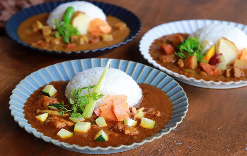 スパイス×野菜カレー