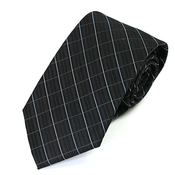 カルバンクライン ネクタイ ブランド おしゃれ プレゼント ギフト 黒 メンズ CK Calvin Klein ブラック 紳士用 レギュラー シルク o-kini 27