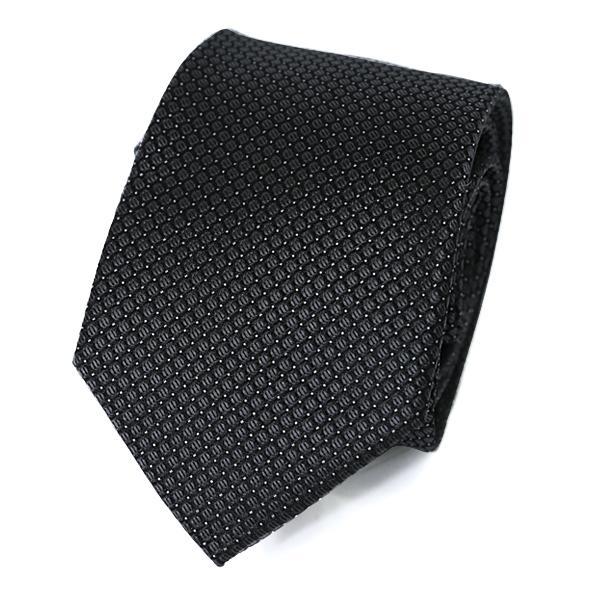 カルバンクライン ネクタイ ブランド おしゃれ プレゼント ギフト 黒 メンズ CK Calvin Klein ブラック 紳士用 レギュラー シルク o-kini 35